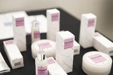packaging creme Biocosm